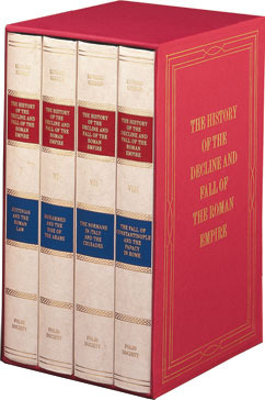 The History of the Decline and Fall of the Roman Empire: Vols. 5-8