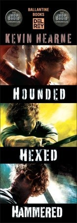 Hounded, Hexed, Hammered - The Iron Druid Chronicles Bundle by Kevin Hearne