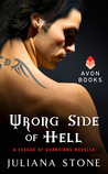 Wrong Side of Hell (League of Guardians, #0.5)