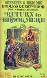 Return to Brookmere (Endless Quest #4)