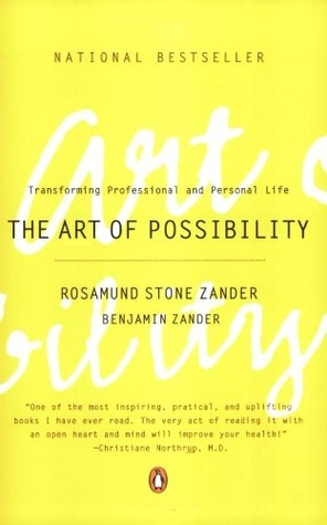 Art Of Possibility by Rosamund Stone Zander