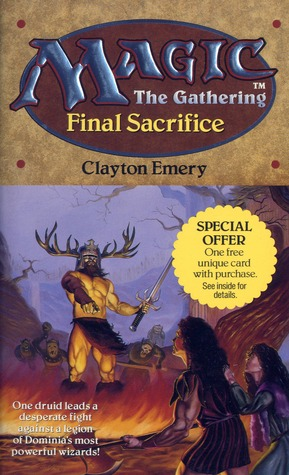 Final Sacrifice by Clayton Emery