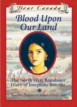 Blood Upon Our Land  by Maxine Trottier