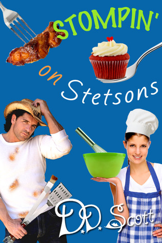 Stompin' on Stetsons by D.D. Scott