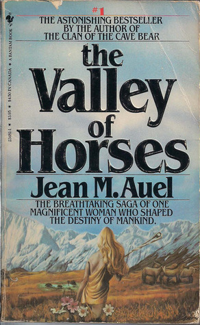 The Valley of the Horses by Jean M. Auel