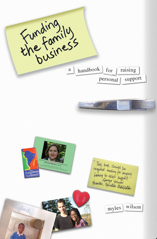 Funding the family business: A handbook for raising personal support