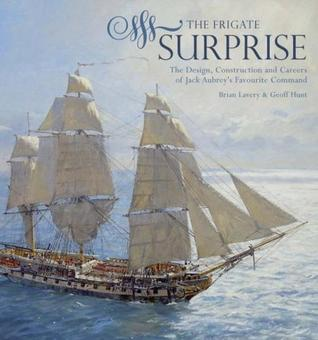 The Frigate Surprise  by Brian Lavery
