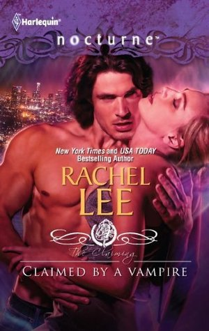 Claimed by a Vampire (The Claiming #2)