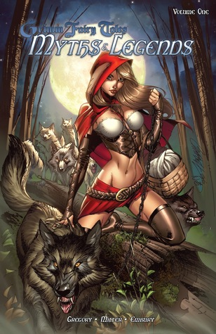 Grimm Fairy Tales: Myths & Legends, Volume 1