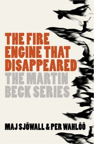 The Fire Engine That Disappeared by Maj Sjöwall