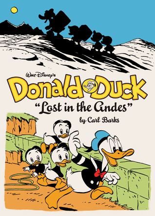 Donald Duck by Carl Barks