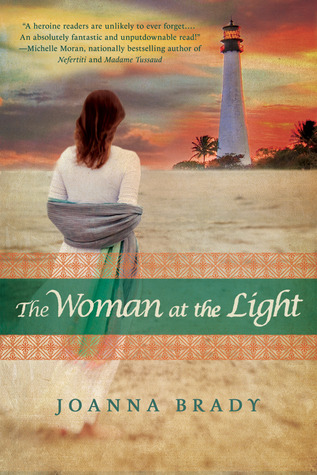 The Woman at the Light by Joanna Brady