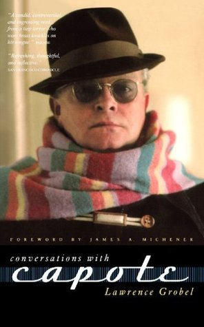 Conversations With Capote by Lawrence Grobel