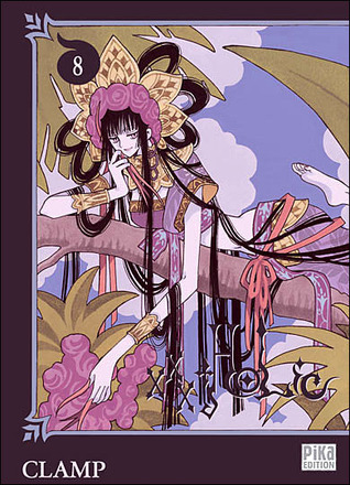xxxHOLiC tome 8 by CLAMP