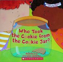 Who Took The Cookie From The Cookie Jar   Sing And Read Story... by Viviana Garófoli