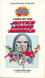 Justice League of America (Super Powers Which Way Book)