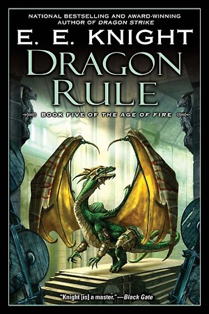 Dragon Rule (Age of Fire, #5)