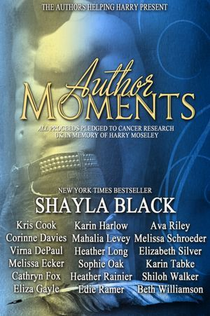 Author Moments by Shayla Black