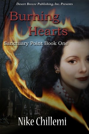 Burning Hearts (Sanctuary Point #1)