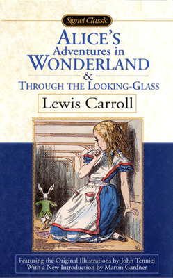 Image result for alice in wonderland and through the looking glass
