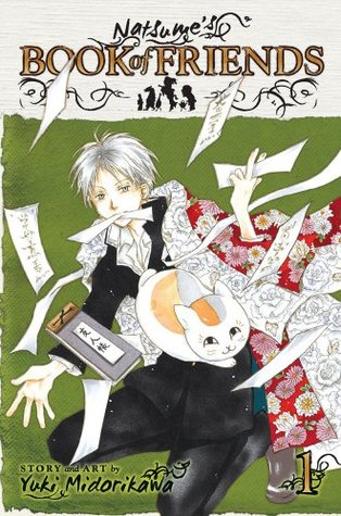 Natsume's Book of Friends, Vol. 1 by Yuki Midorikawa