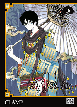 xxxHOLiC tome 16 by CLAMP