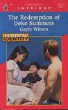 The Redemption of Deke Summers by Gayle Wilson