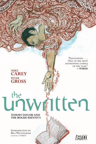 The Unwritten, Volume 1 by Mike Carey