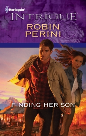 Finding Her Son by Robin Perini