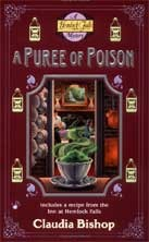 A Puree of Poison by Claudia Bishop
