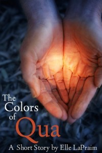 The Colors of Qua by Everly Anders