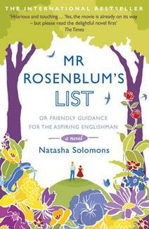 Mr. Rosenblum's List, or, Friendly Guidance for the Aspiring ... by Natasha Solomons