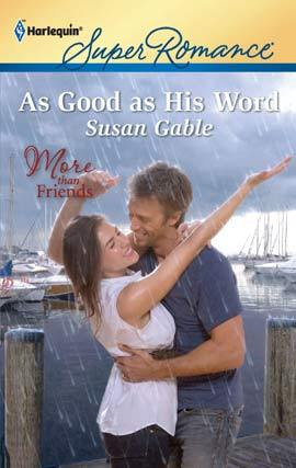 As Good as His Word (Hawkins Brothers  #3)