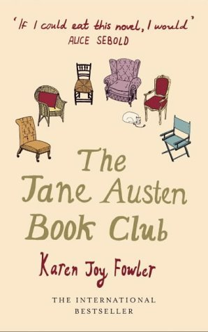Bildresultat för jane austen book club