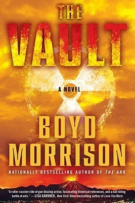 The Vault by Boyd Morrison