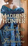 The Surrender of Miss Fairbourne (Fairbourne Quartet, #1)