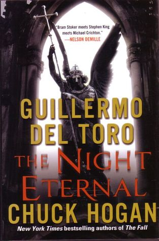 The Night Eternal by Guillermo del Toro