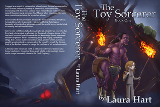 The Toy Sorcerer by Laura  Hart