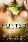 Hunted by Evangeline Anderson