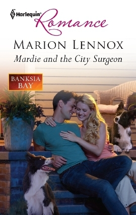 Mardie and the City Surgeon by Marion Lennox