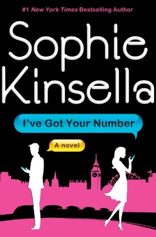 Image result for sophie kinsella I've got your number