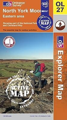 North York Moors - Eastern Area by NOT A BOOK