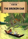 Tintin And The Broken Ear by Hergé