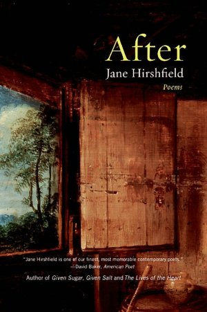 After by Jane Hirshfield