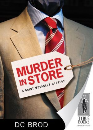 Murder in Store by D.C. Brod
