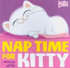 Nap Time for Kitty by Michael Dahl