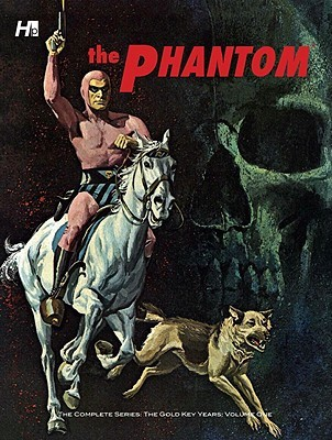 The Phantom: The Complete Series: The Gold Key Years, Volume 1