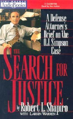 The Search for Justice, Vol. 2