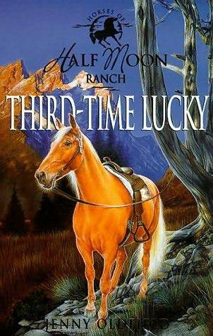 Third-Time Lucky by Jenny Oldfield