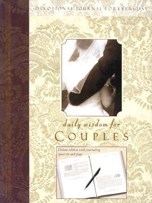 Daily Wisdom for Couples Devotional Journal